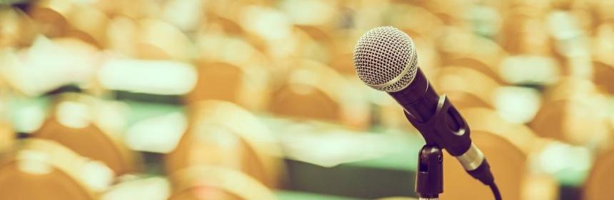 Apresentações e Falar em Público