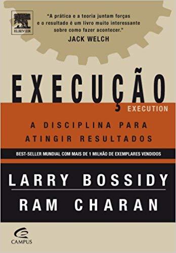 Execução disciplina para atingir resultados