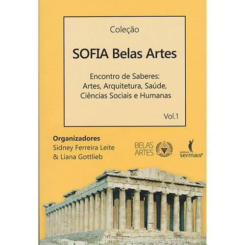 Livro Coleção Sofia Belas Artes Volume 1