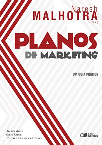 Planos de Marketing - Naresh Malhotra