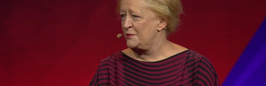 Margaret Heffernan, palestra do TEDx sobre habilidade para homem do futuro